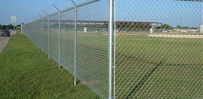 El cercos perimetrales en c rdoba - Como vallar un campo ...
